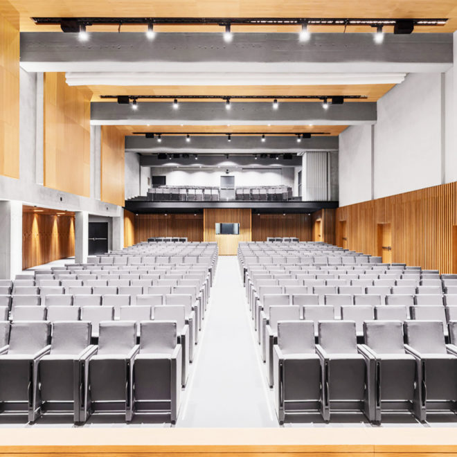 paneles-de-insonorizacion-de-madera-auditorio-Luiss